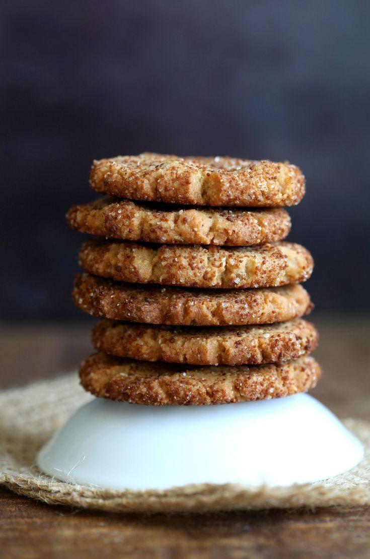 Vegan Cardamom Cookie Cardamom Snickerdoodles