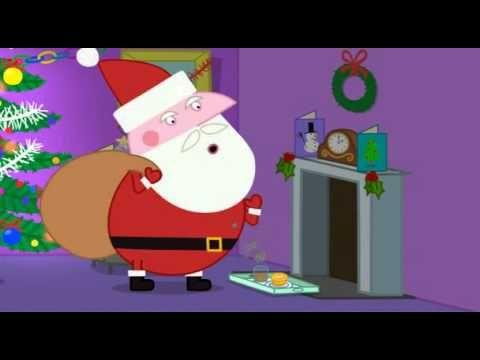 Peppa Pig Il Compleanno Di Natale.Peppa Pig S02e53 Buon Natale Peppa Episodio Speciale Buon