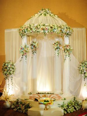Wedding Poruwa Designs Samples