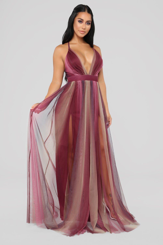 Sweeter Than Honey Tulle Maxi Dress Purple Tan Maxi Dress Tulle Maxi Dress Purple Dress [ 1500 x 1000 Pixel ]