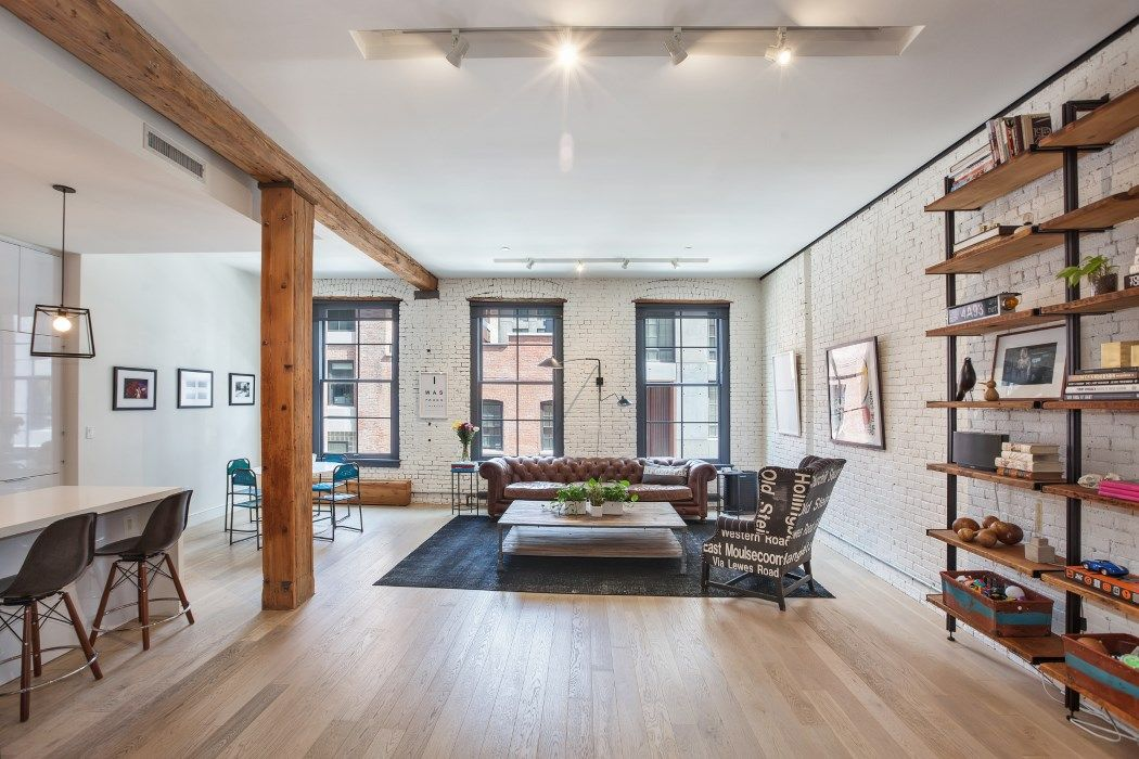 True DUMBO Loft Living 192 Water Street Apt 2E Brooklyn, NY 11201