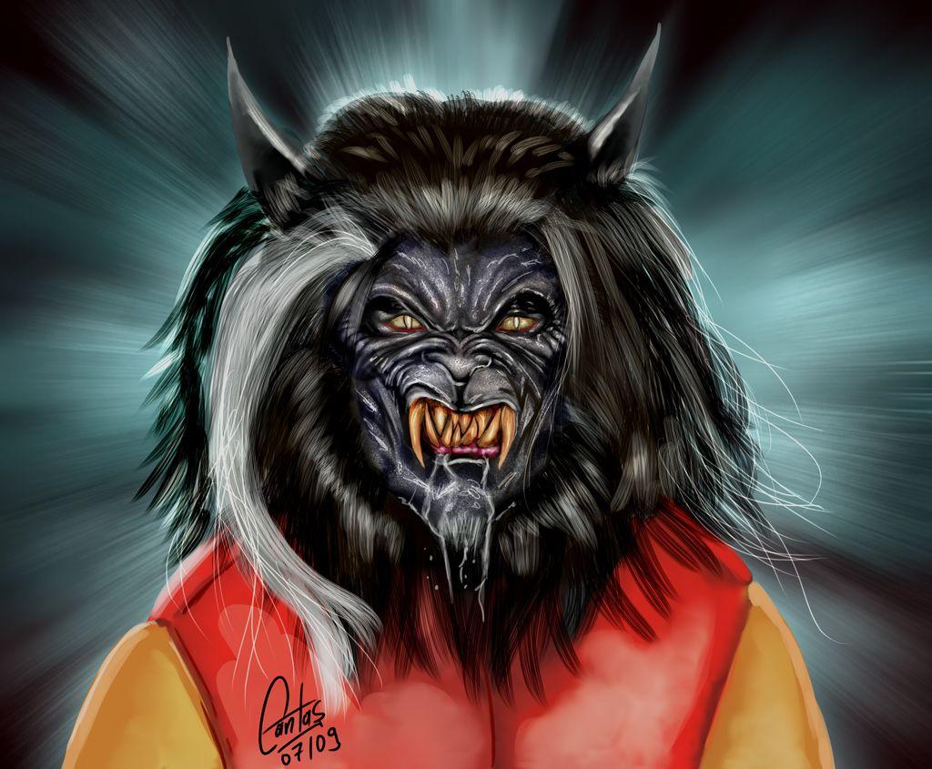 Michael Jackson Thriller Werewolf Mask Michael Jackson | Horr...