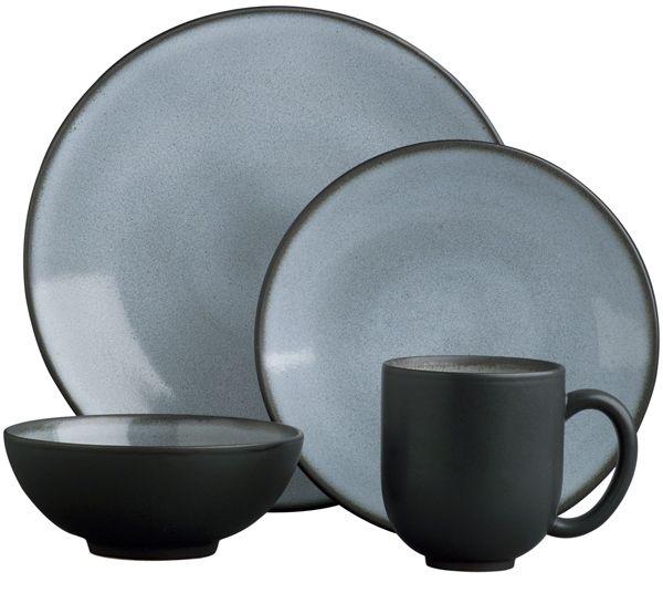 masculine dinnerware sets | ... nuit dinnerware set $ 70 is a masculine two tone dinnerware set that  sc 1 st  Pinterest & masculine dinnerware sets | ... nuit dinnerware set $ 70 is a ...