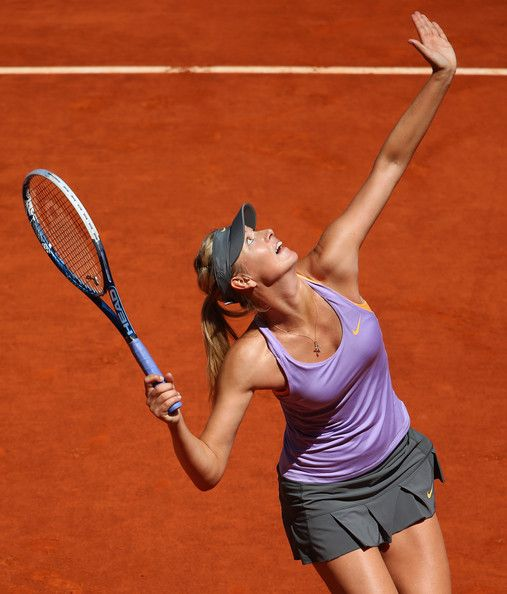 Dominika Cibulkova @ Mutua Madrid Open 2013 #WTA (With