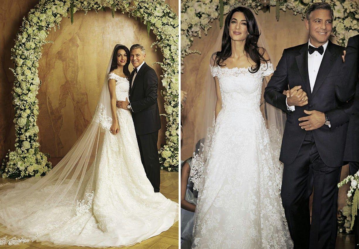 amal clooney hochzeitskleid brides bridemaids. Black Bedroom Furniture Sets. Home Design Ideas