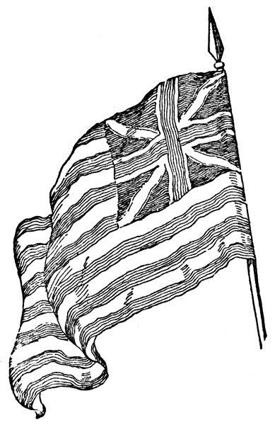 Revolutionary War Flags Flag Of The United Colonies Revolutionary