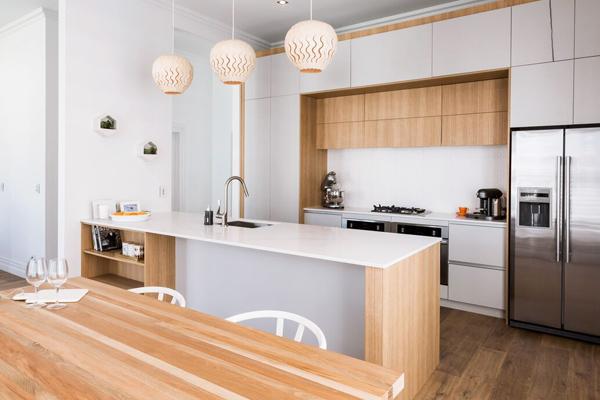 Ply Kitchen Wood Floor Google Search Kitchen Manufacturers Kitchen Ideas Nz Kitchen Design