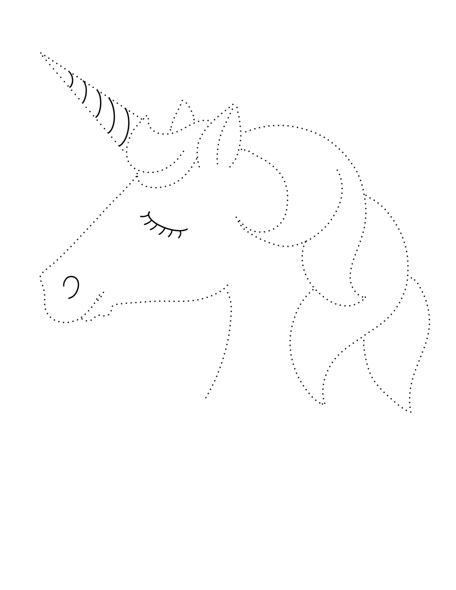 Free Tracing Practice Printables In