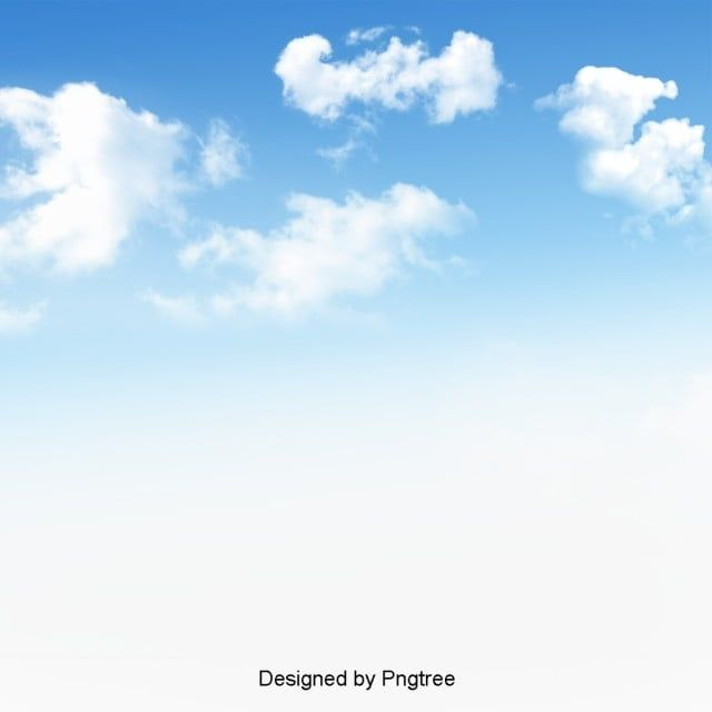Blue Sky With White Clouds Clearly Nice Sky On Blue Blue Clipart Sky Beautiful Png Transparent Clipart Image And Psd File For Free Download Blue Sky Background Cartoon Clouds Sky And