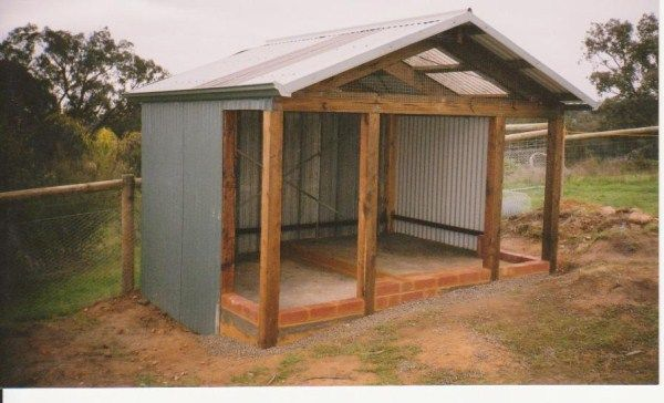 View The Gallery Below For Just Some Of Chicken Houses, Coops And Pens That  We