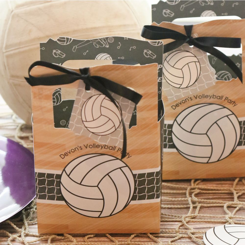 Volleyball Party Supplies Bump Set Spike Party Decorations From