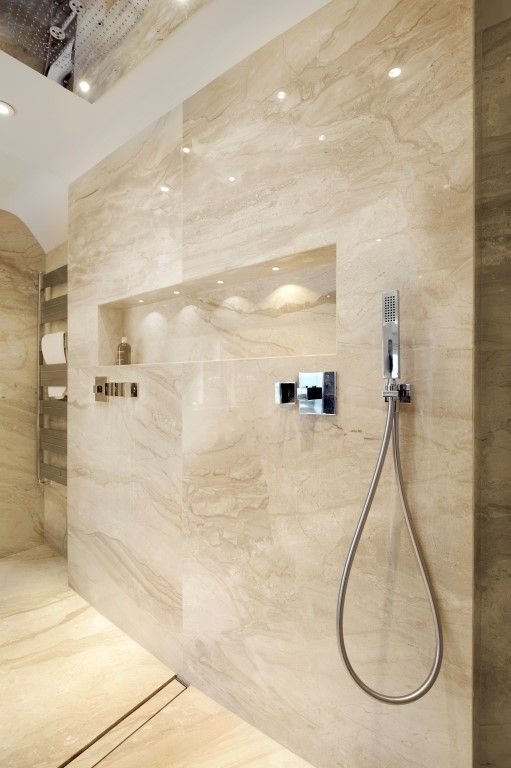 The luxpad bathroom inspiration luxury bathrooms image for Latest trends in master bathrooms