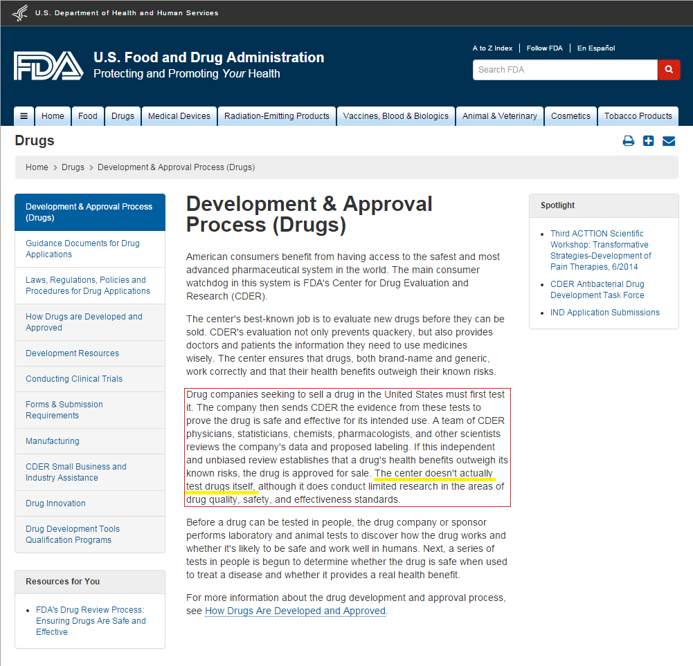 Development & Approval Process (Drugs) | Toxins to Avoid ~My