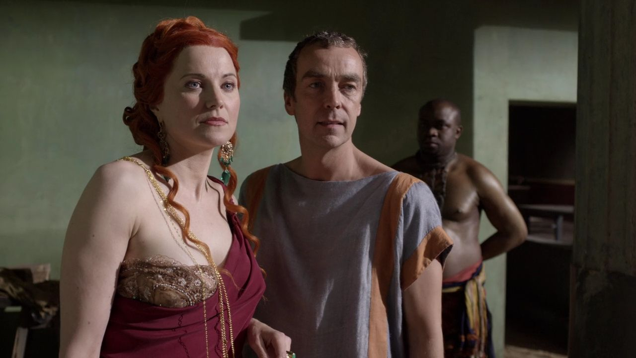 Pin on Spartacus: Gods of the Arena