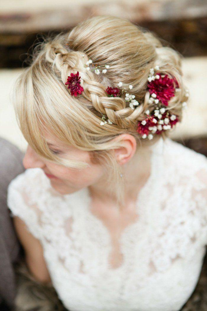 13++ Decoration mariage coiffure le dernier