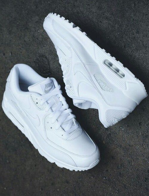 zapatillas blancas air max