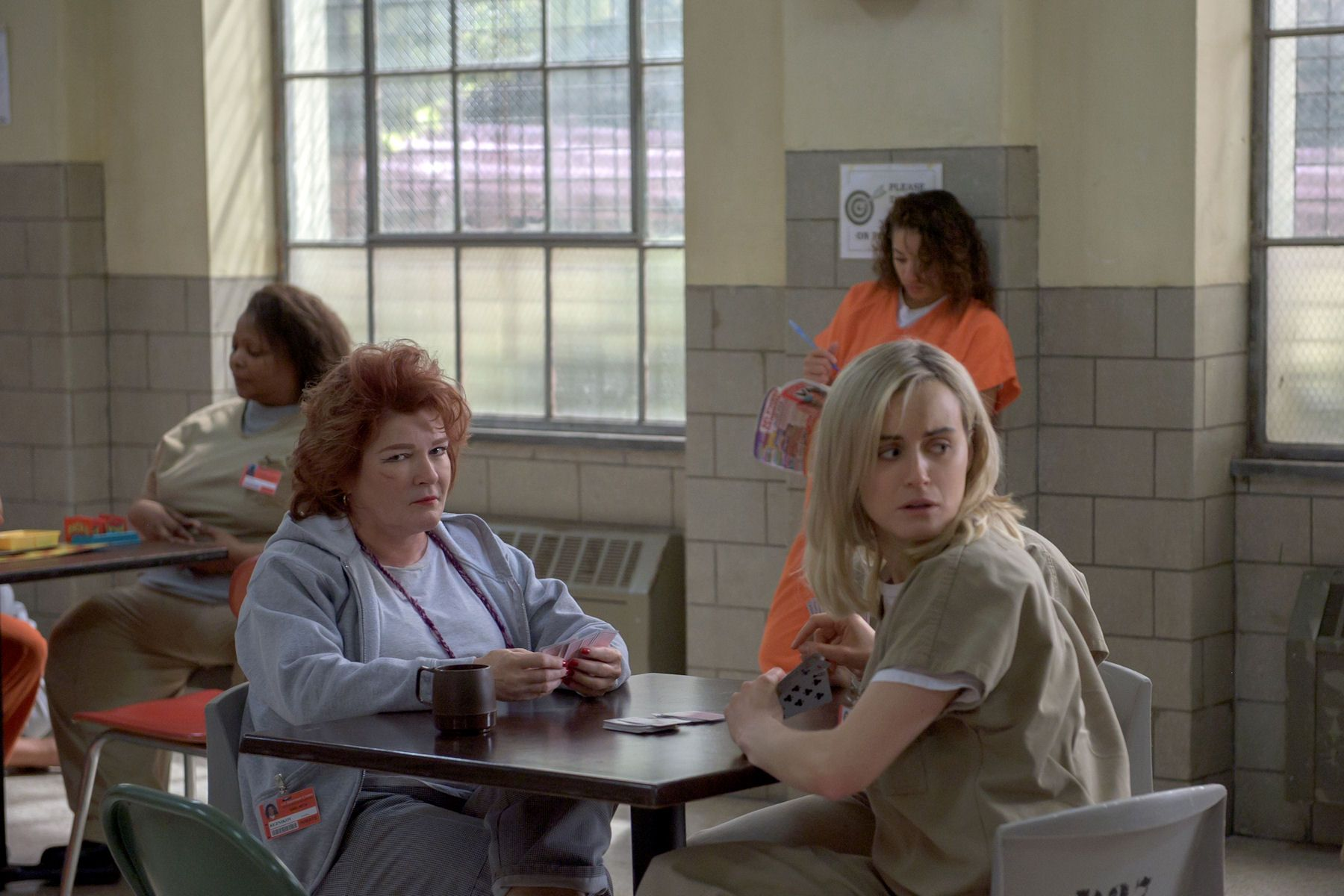 OITNB's Big Boo And Red Reveal What's Coming In Season 4