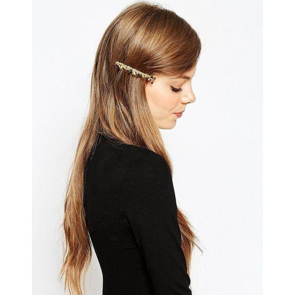 Asos Mini Disc Hair Clip Hair Clips Hair Hair Makeup