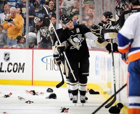Hat Trick For Kunitz Pittsburgh Penguins Penguins Penguins Hockey
