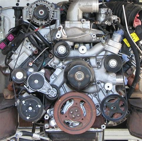 Ford Diesel 60 Serpentine Belt Picture THE BIG RIDE SUV Ford
