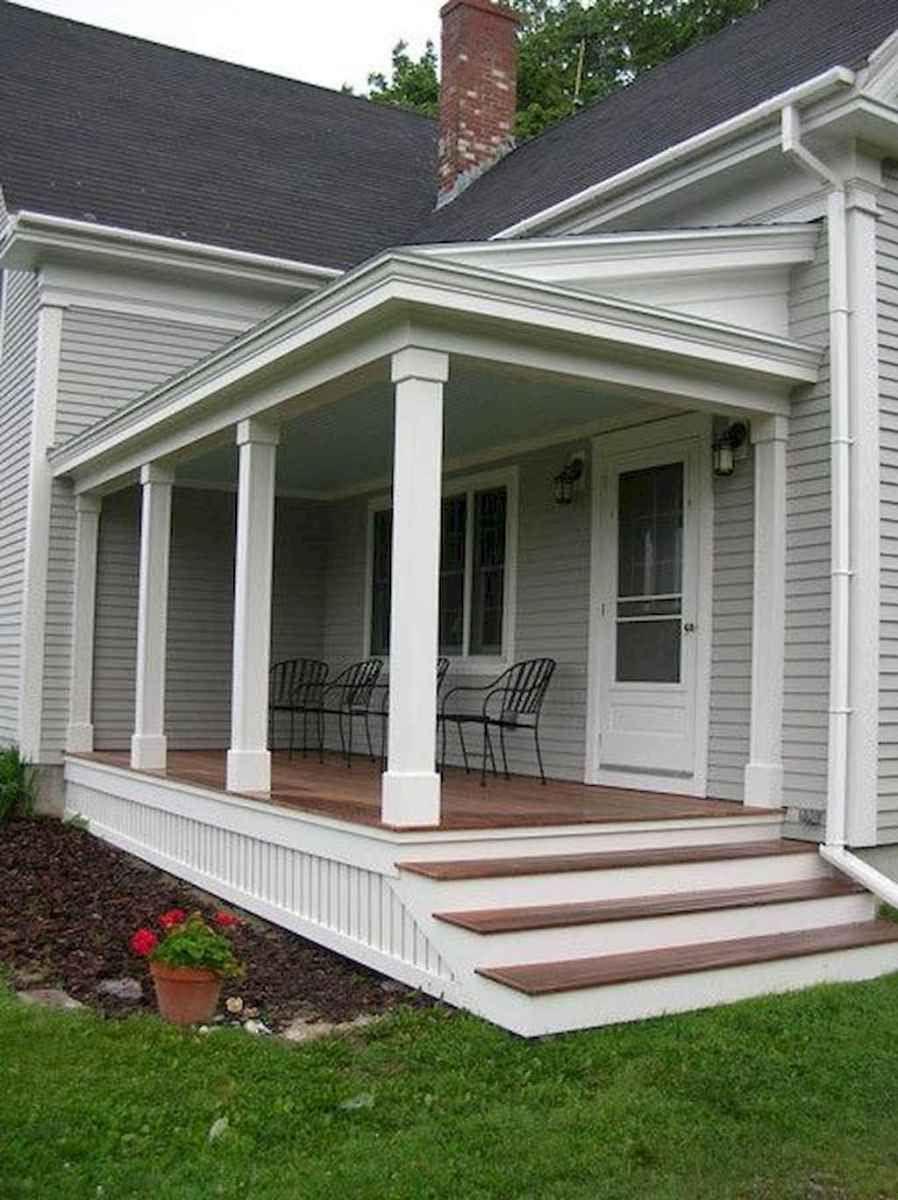 farmhouse porch post ideas