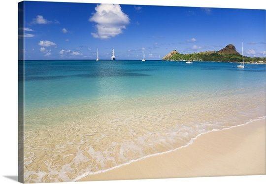 Saint Lucia Gros Islet Rodney Bay