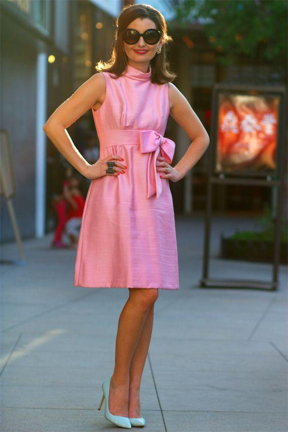 Jackie O Fashion Style Dress How To Like