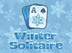 winter solitaire games | Games | Solitaire games, Classic