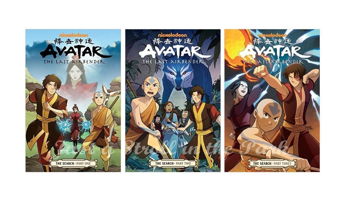 Details About Avatar The Last Airbender Complete Search English