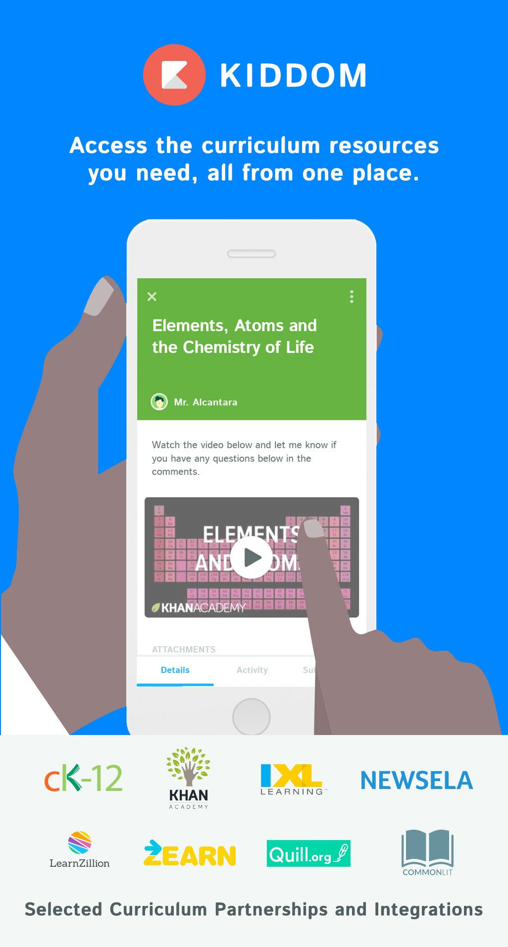 Your entire classroom in one app. Download free! Teacher