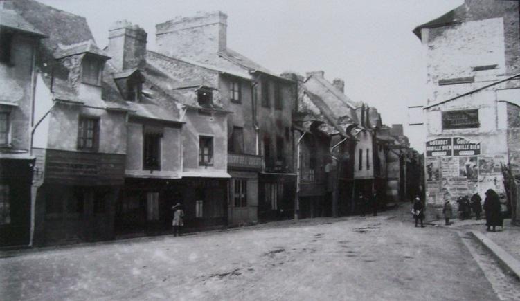 foto de RENNES Rue de Brest Brest Paysage