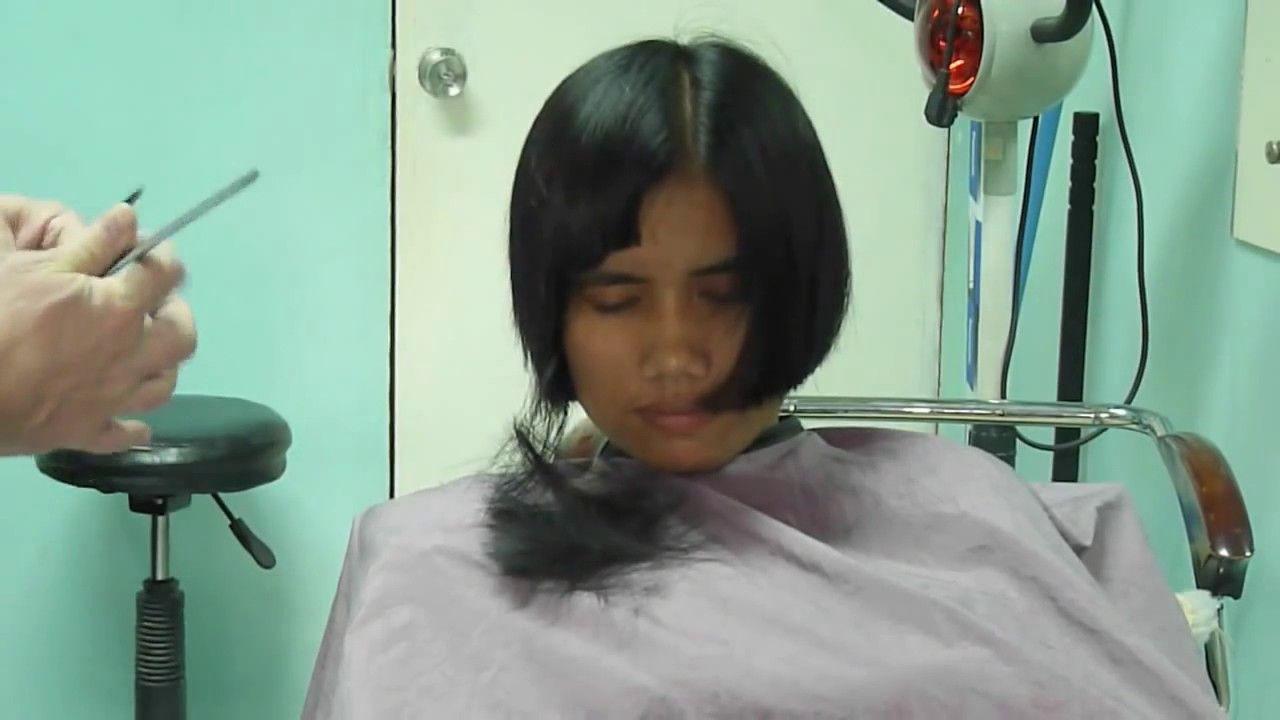 Shaved at barbershop-8565