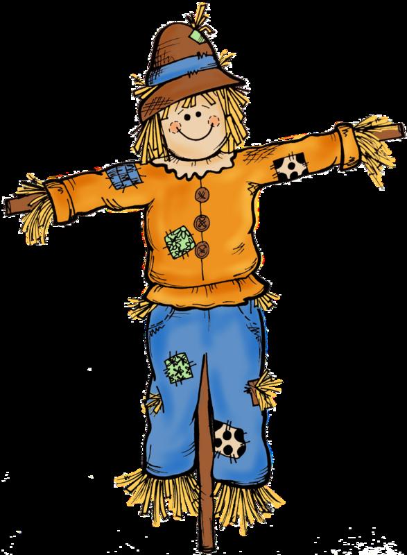 epouvantail - automne scarecrow