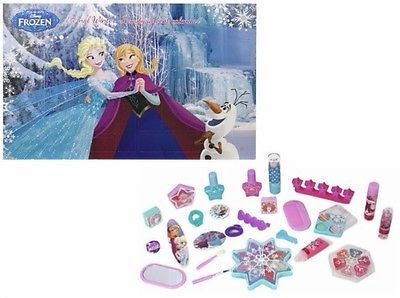 f27997b5ddf Made in Germany- Disney FROZEN Cosmetic/Beauty Advent Calendar-Christmas  2016