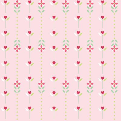 Girls print and pattern - Johnny&Andy