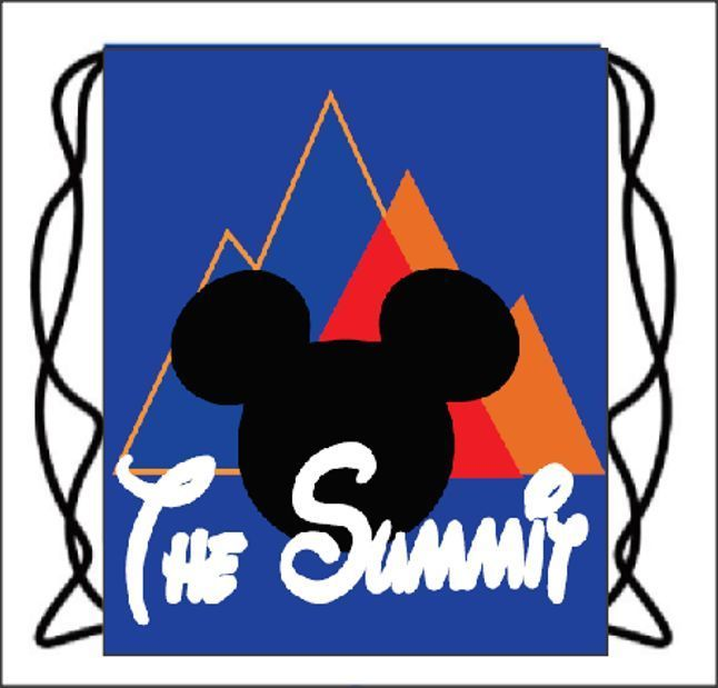 2016 Summit Cheerleading Blue Drawstring Bag Buy now on eBay! Only ...