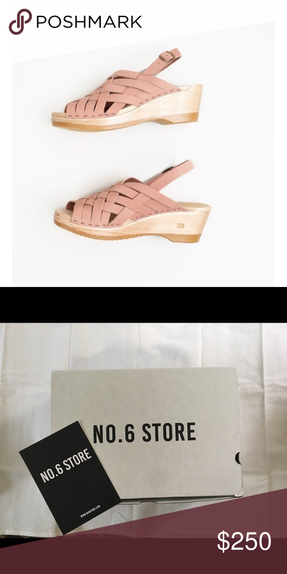 a498e10ed98 No.6 Catskill Braided Slingback in Pink Sand in 2018