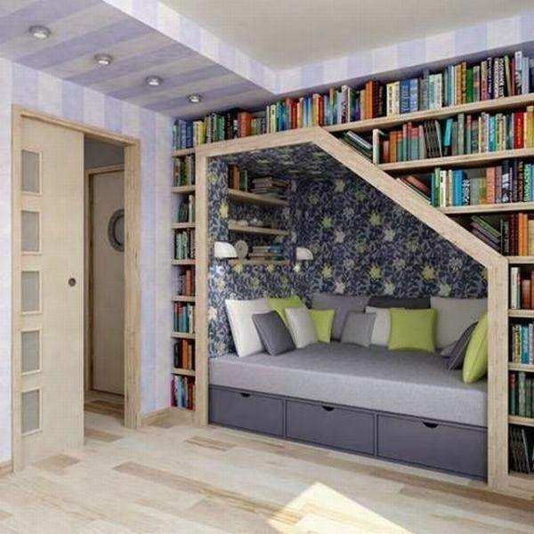 Top 10 Top Ten: libreros | Deco | Pinterest | Libreros, Libreros ...
