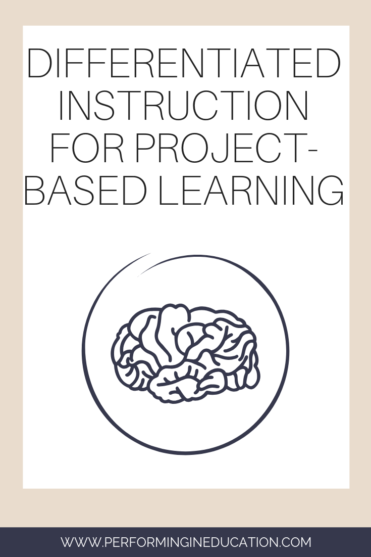 Differentiated instruction in Projectbased Learning is part of Differentiated instruction, Project based learning, Differentiated learning, Differentiation, Differentiated instruction elementary, Problem based learning - Learn how to do differentiated instruction using PBL, a highinterest teaching strategy! Lots of classroom examples and links to resources & videos
