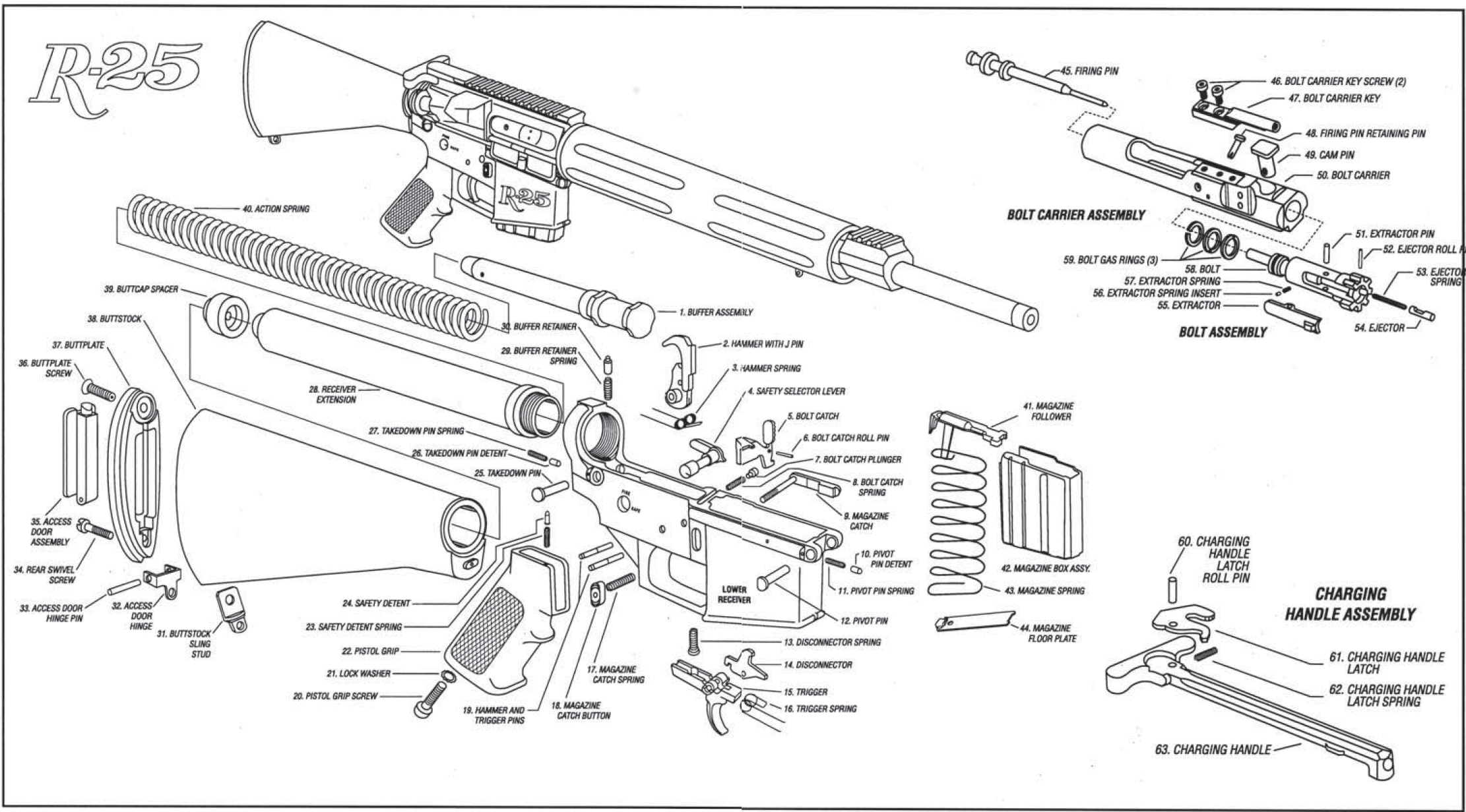 remington 1100 diagram pictures to pin on pinterest