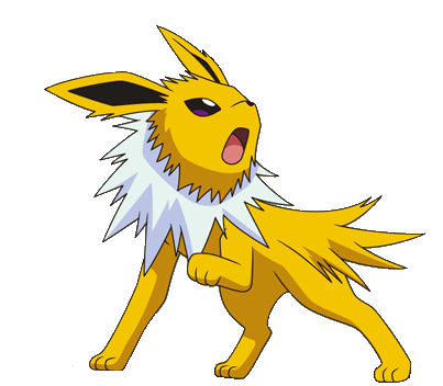 jolteon  Google zoeken  Pokemon  Pinterest  Pokmon Pokemon