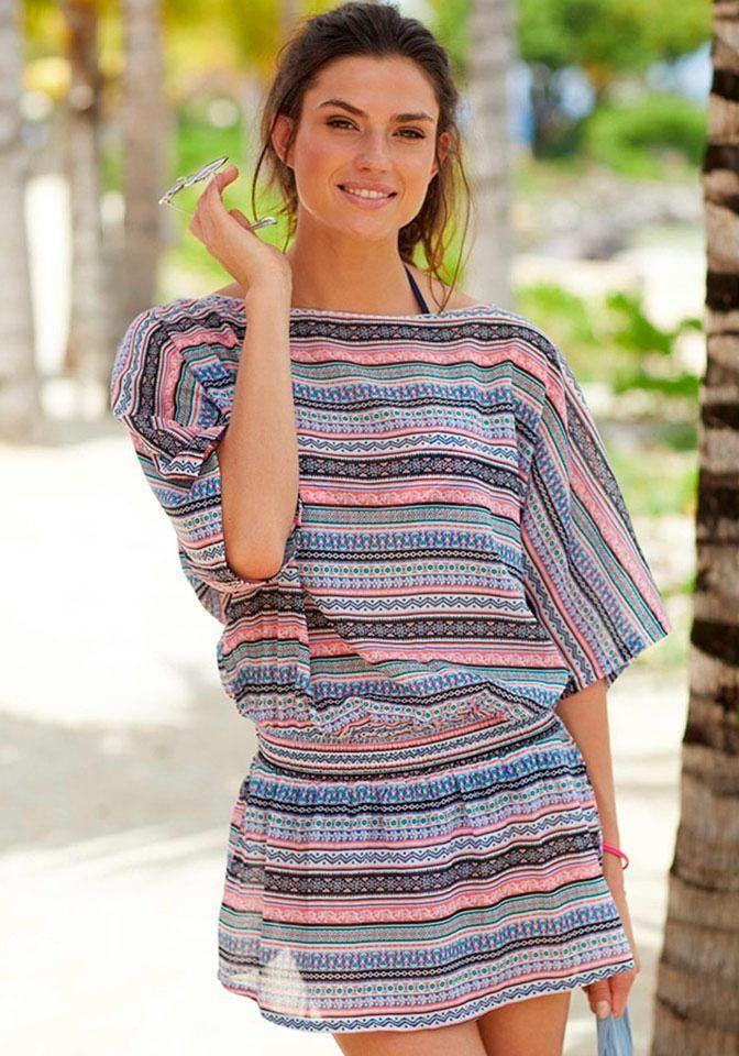 Soliver Tunika Mit Smokeinsatz In Der Hüfte Fashion Latest