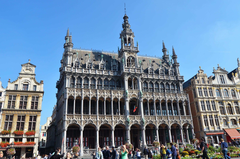 Grand-Place Bruselas, Bélgica