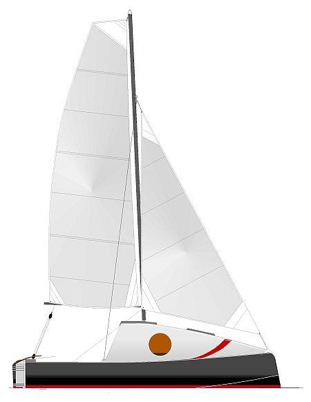 ECO 55 Sail Plans   Small sailboats in 2019   Wood boat