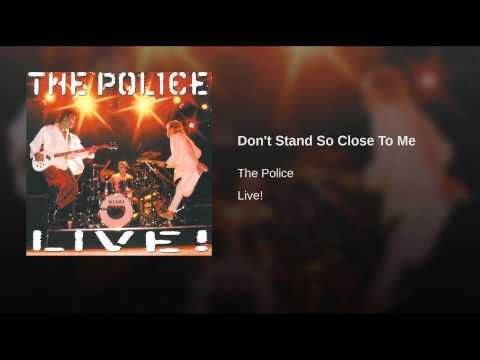 Don't Stand So Close To Me (Live In Boston / 2003 Stereo Remastered Version) - YouTube