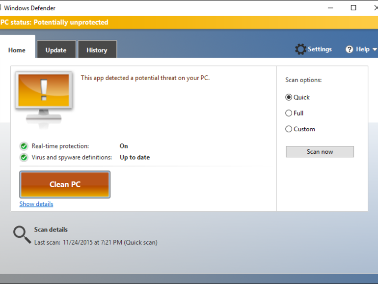 Windows Defender Removes Potentially Dangerous Dell Certificate