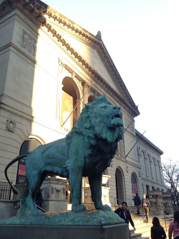 The Art Institute of Chicago Art institute of chicago