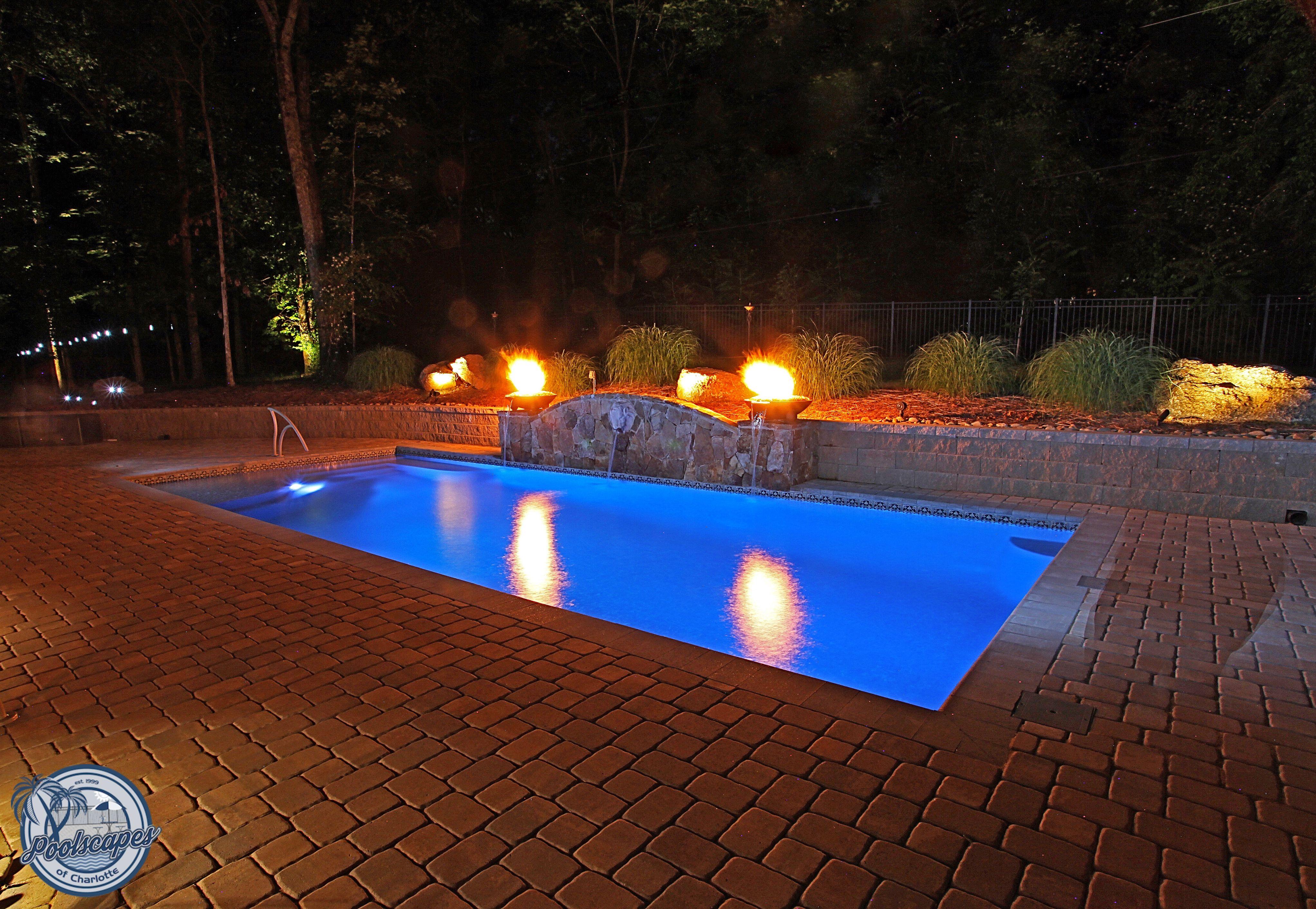 The Great Lakes Pool Lake Swimming Pool Fiberglass Pools Fiberglass Swimming Pools