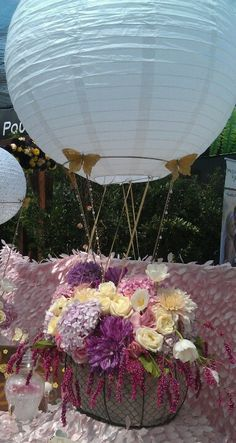 Hot air balloon on Pinterest