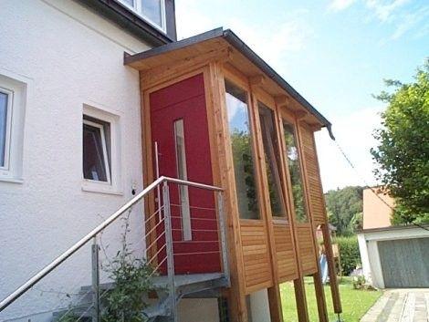 Image Result For Windfang Ideen Anbau Haus Anbau Haus Haus Und Bau